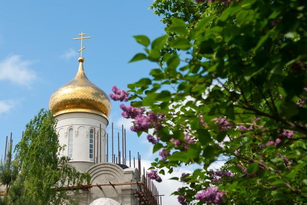 Жуковский, храм святых космы и дамиан