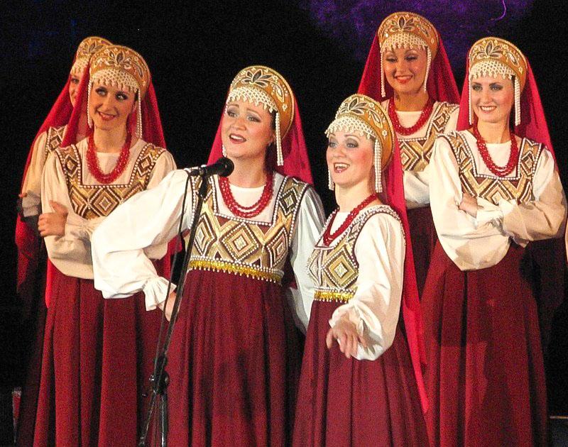 Сусанин / Всероссийский фестиваль народной песни пройдет в Ижевске.