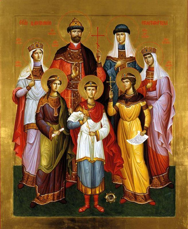 Царь Николай II Tsarskaya-semya0714